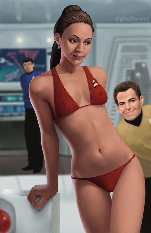 Star Trek Sexiness