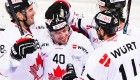 EISHOCKEY SPENGLER CUP 2016 MOUNTFIELD TEAM CANADA