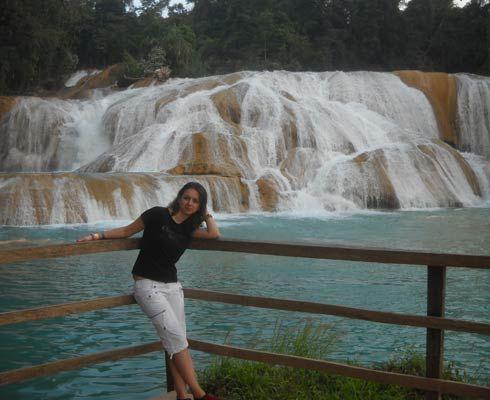 Cascada Agua Azul - Chiapas
