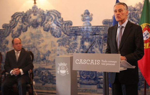 """O último discurso do PR Cavaco: """"Estou profundamente grato a todos os portugueses"""""""