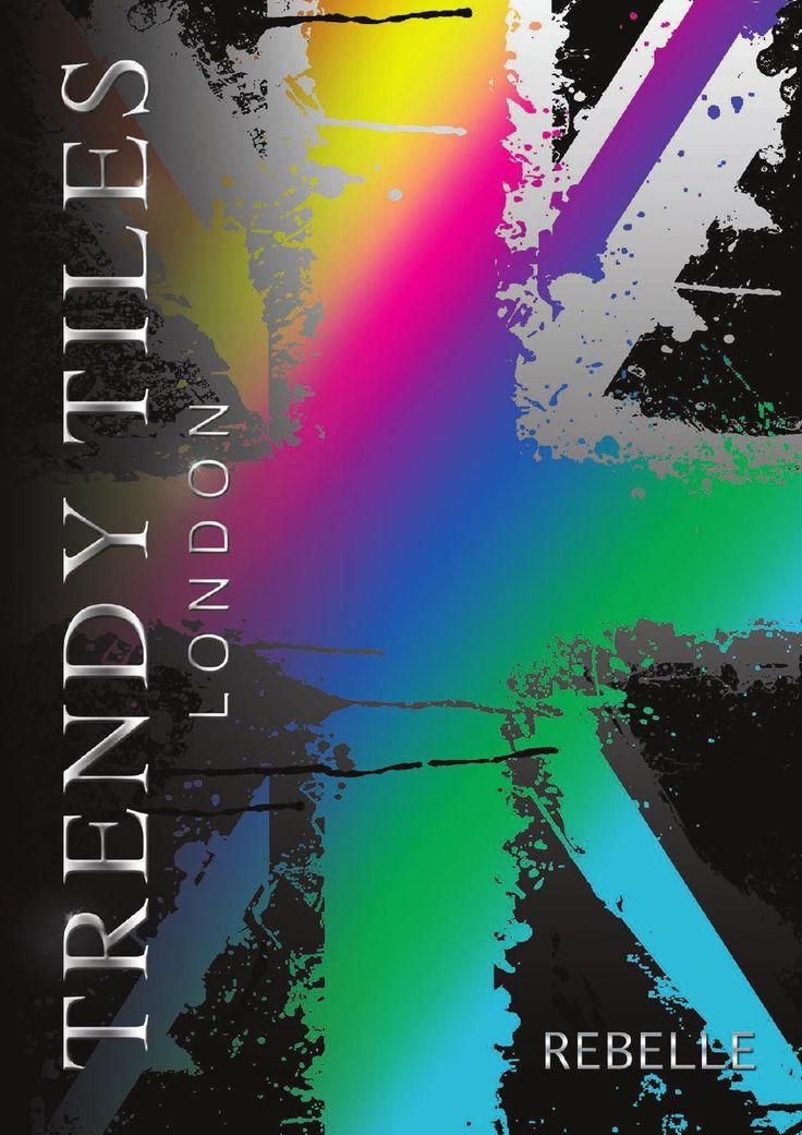 Rebelle - Please visit our website for more information at: http://www.juliantile.com/rebelle