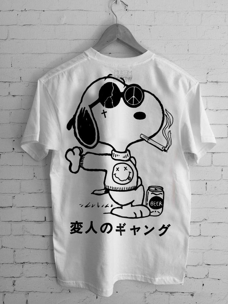 Snooping t-shirt