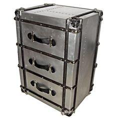 Snygg byrå 3 lådor