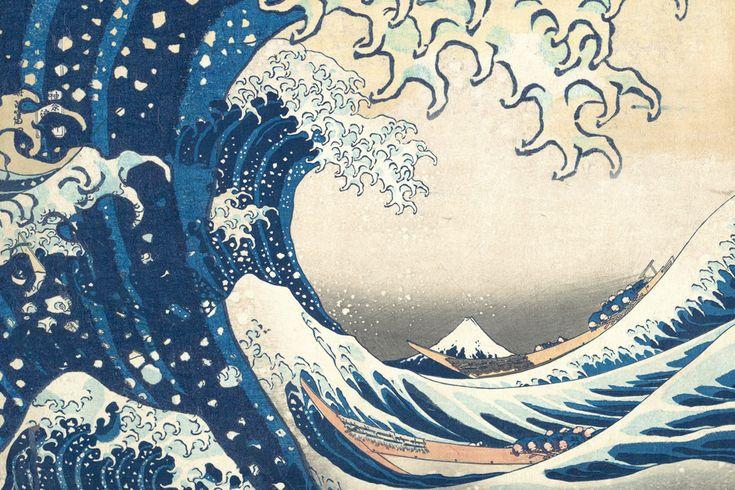#Hokusai, le vieux fou d'architecture, Editions du #Seuil/#BnF