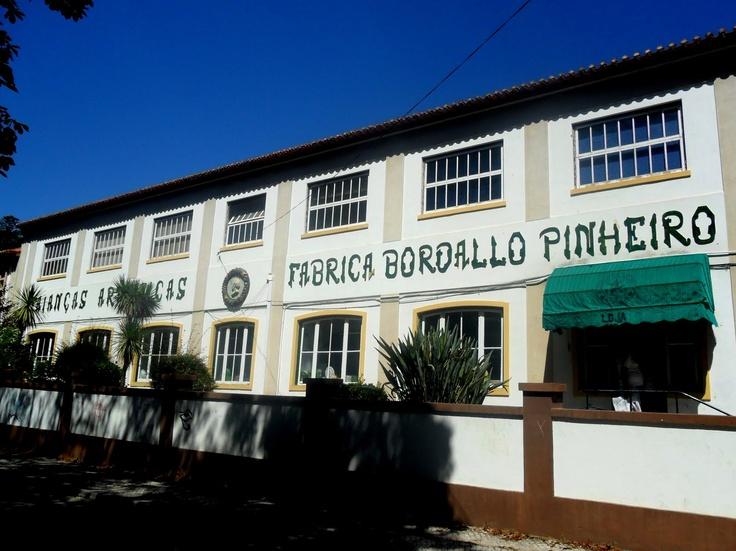 Caldas da Rainha  If you love great pottery as I do, you must go here