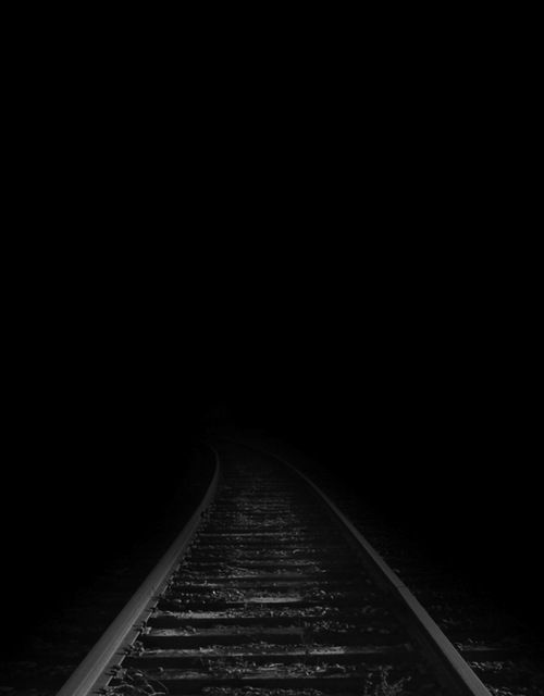 I know this place! It leads nowhere, I have a map I'm sure... The tracks are…