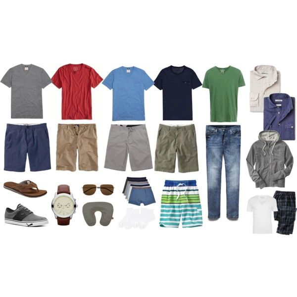 Men's two week trip in a carry-on by kgaines on Polyvore featuring MANGO, Puma, MICHAEL Michael Kors, Yves Saint Laurent, American Eagle Outfitters, 21 Men, Volcom, Old Navy, Gap and Brooks Brothers