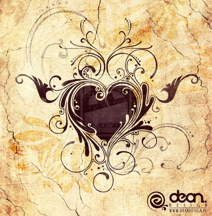 Heart Tattoo Designs | 25 Free Tattoo Design Pictures for Tattoo Artists | Web Design Blog ...