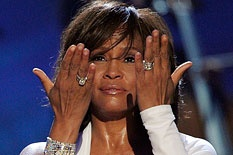 AOL.com Whitney Houston