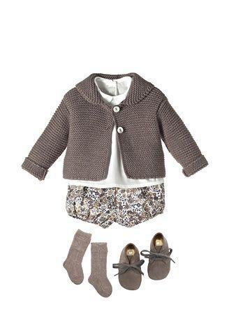 NANOS cardigan, shorts, shoes - http://www.diyhomeproject.net/nanos-cardigan-shorts-shoes