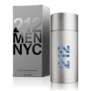 Carolina Herrera 212 Men EDT 200 ML - Erkek Parfümü
