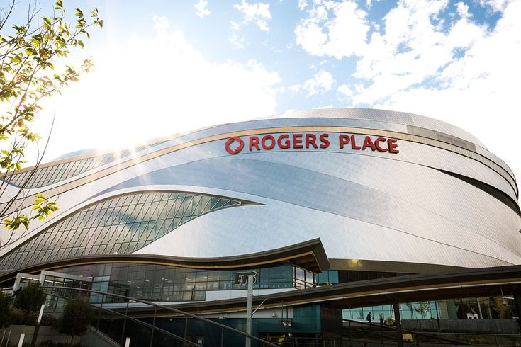 #yeg | rogers place