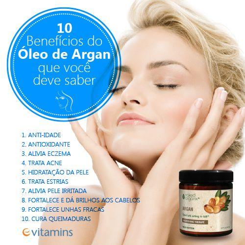 O óleo de Argan é um produto natural obtido através do fruto de uma árvore presente apenas no sul do Marrocos, conhecida como Argânia (Argan Spinosa). É rico em muitas vitaminas, é antioxidante e contém altos níveis de ácidos graxos essenciais, ômega 6 e fitosteróis.