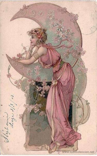 fairy moon love.