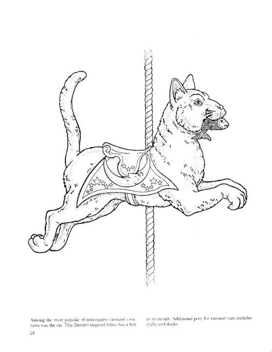 Dentzel Feline