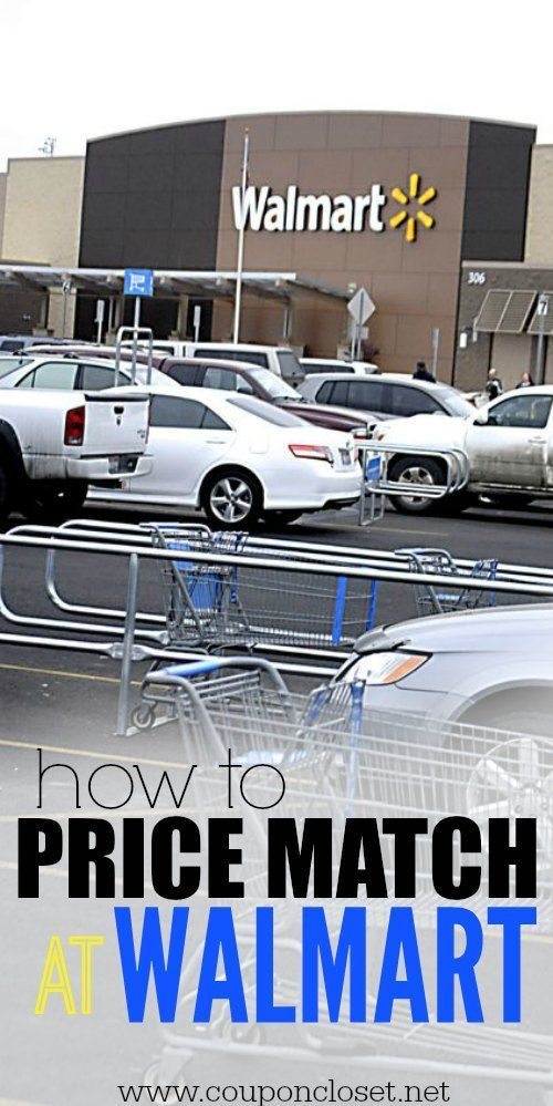 How to price match at Walmart - here is a detailed explanation to price matching at Walmart so you can save big on your next shopping trip.