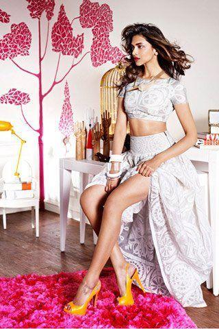 Deepika Padukone Hot Photoshoot For an Adverisement