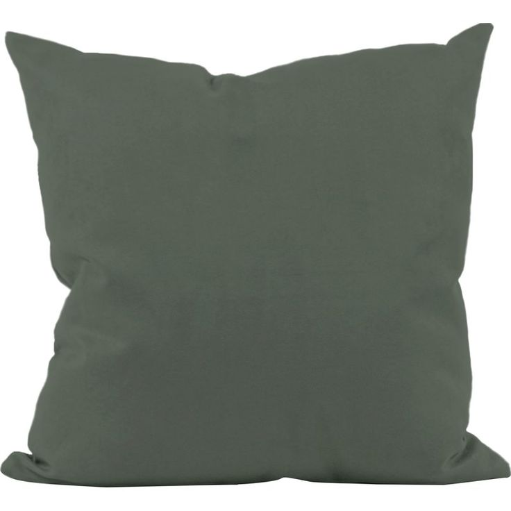 Thyme. Stuffed with foam for a full square silhouette, it is wrapped in 100% polyester for a versatile look. Worried your master suite may be falling flat instead? Try tossing a trio of these bright pillows to y...
