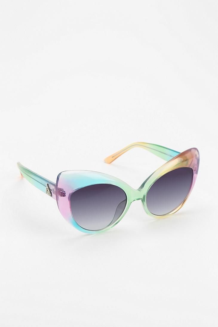 UNIF The Moodys Sunglasses #urbanoutfitters