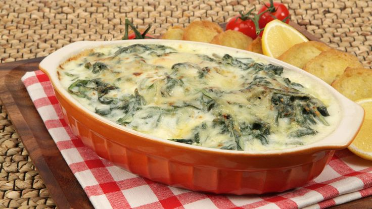 Dandelion Gratin - Recipes - Best Recipes Ever - Blanching the greens helps to rid dandelion of some of its bitterness, making it a delicious side dish. For best results, look for tender young leaves instead of big, woody, hairy ones. Dry the dandelion greens very well before adding the cheese sauce so that it doesn't split or become watery. If you can't get dandelion greens, tender young Swiss chard leaves make a perfect substitute.