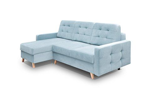 Vegas Futon Sectional Sofa Bed Queen Sleeper With Storag Https