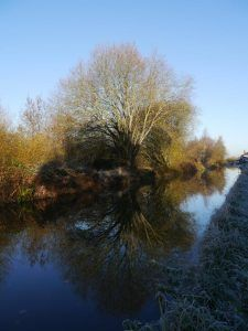 Heart of England Way day 3: Birmingham and Fazeley Canal