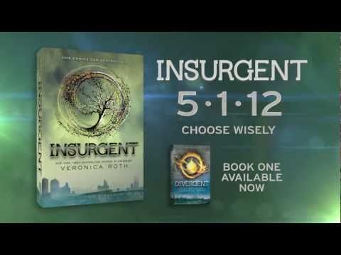 INSURGENT by Veronica Roth - Commercial