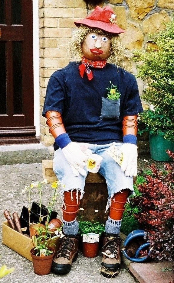 Scarecrow Competition Ideas | The Ilminster Midsummer ...