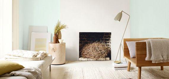 Ideas para renovar la pintura de tu hogar, tonos costeros