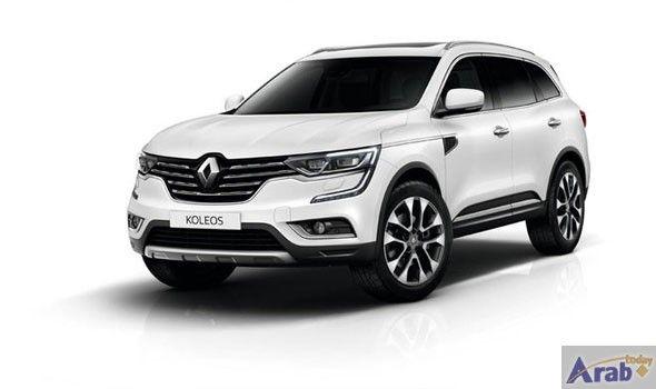 New Renault Koleos awarded 'Best Sub Compact…