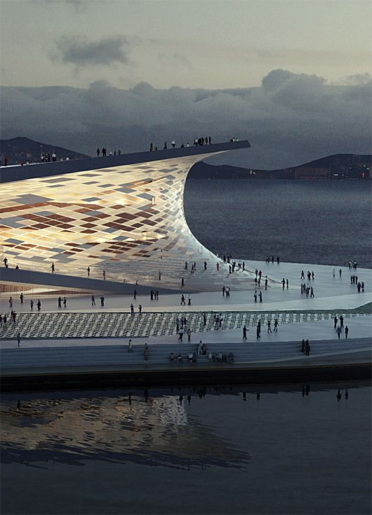 Snøhetta was recently announced as winner of the international ideas competition for a new opera house i...