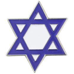 Star of david pin