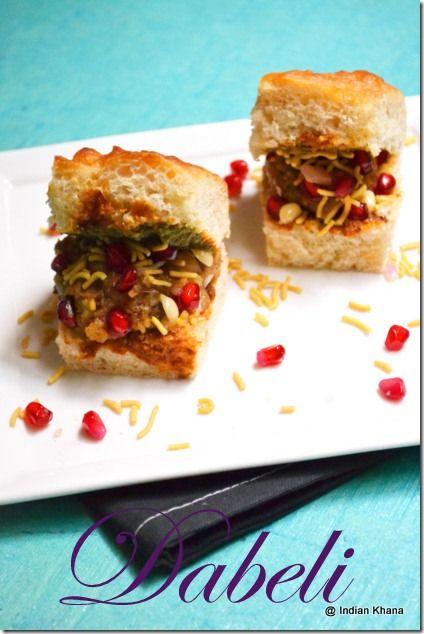 Kutchi Dabeli | Chaat Recipes