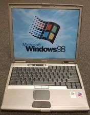 """Dell latitude D600 Laptop Windows 98 1.6GHz 40GB HD  14"""" Screen ID: 292236011821 Auction price: $89.99 Bid count: Time left: 2d 23h Buy it now: $89.99 September 1 2017 at 03:34AM via eBay http://ebay.to/2epsvoF Brainbox"""