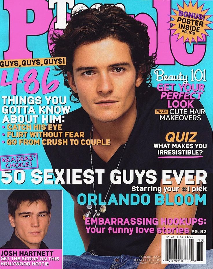11 Riveting Teen People Covers That Immortalized 2004