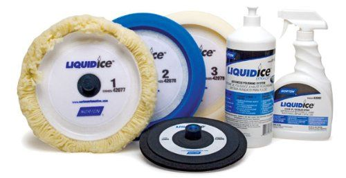 "6"" Norton Liquid Ice Auto Polishing & Finishing System - http://www.productsforautomotive.com/6-norton-liquid-ice-auto-polishing-finishing-system/"