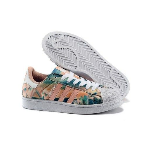 adidas originals superstar dames roze