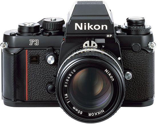 Nikon-F3-film-camera