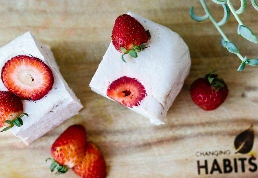 Strawberry Blush Marshmallows