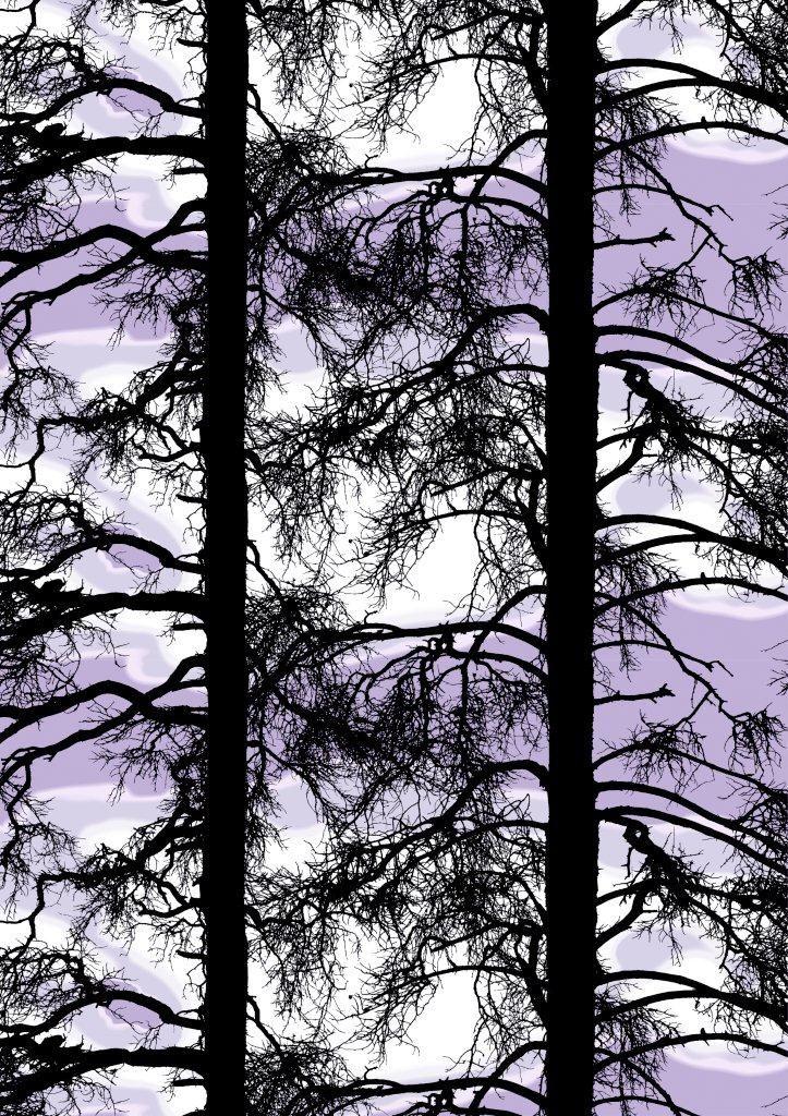 Vallila Interior Kelohonka lavender