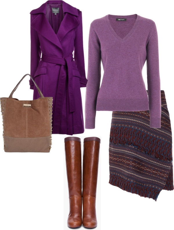 24 best images about color combinations purple brown - Brown and violet combination ...