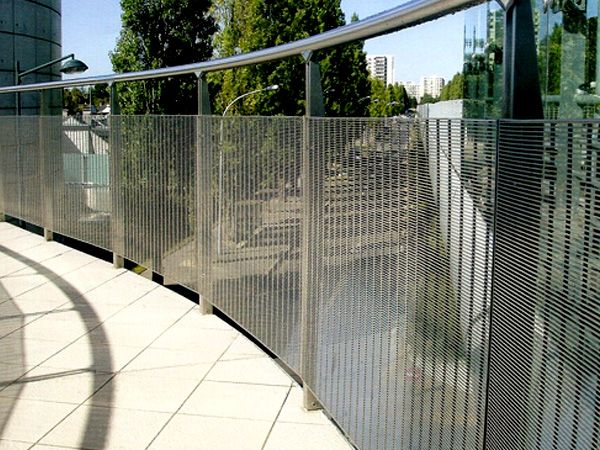 Gallery | Architects Wedge Wire Mesh | Gap Architecture