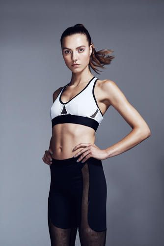Intel And Chromat Engineer A Breathable, Shape-Shifting Sports Bra | Co.Design | business + design