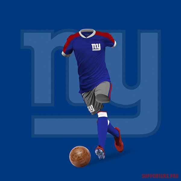 This is Football. NFL Soccer team I on Behance