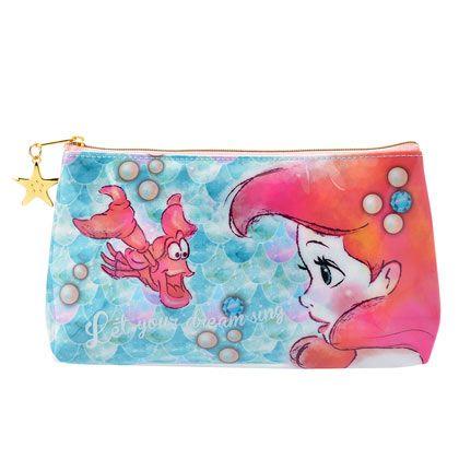 Pen case Ariel & Sebastian