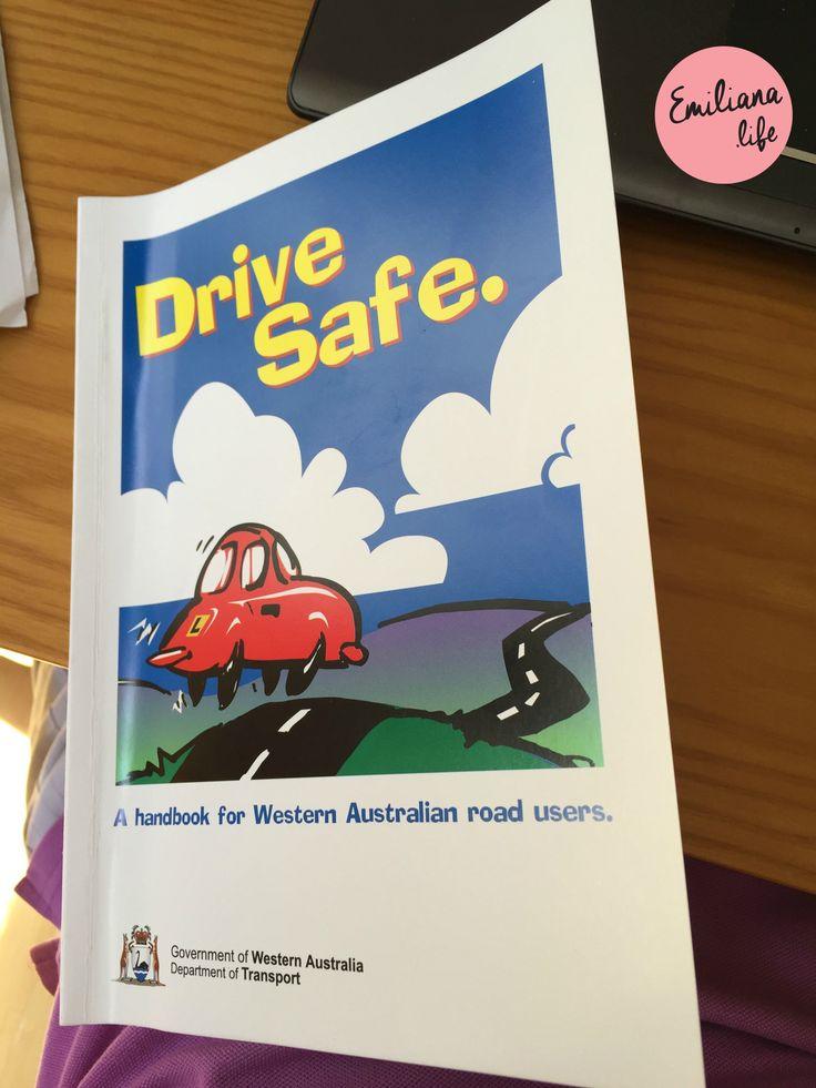 Como tirar carteira de motorista em Perth/WA, Austrália