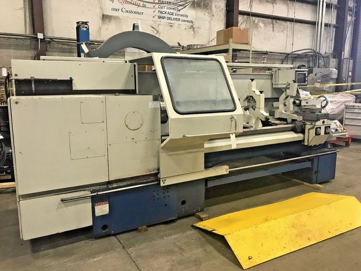 "SUMMIT 22"" X 80"" CNC GAP BED LATHE/ FAGOR CNC CONTROL/12"" 3 JAW CHUCK/ SN97003 #SUMMIT"