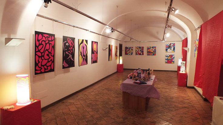 22/25 gennaio 2015 Sala espositiva Palazzo Genovese - Piazza Sedile del Campo Centro storico di Salerno