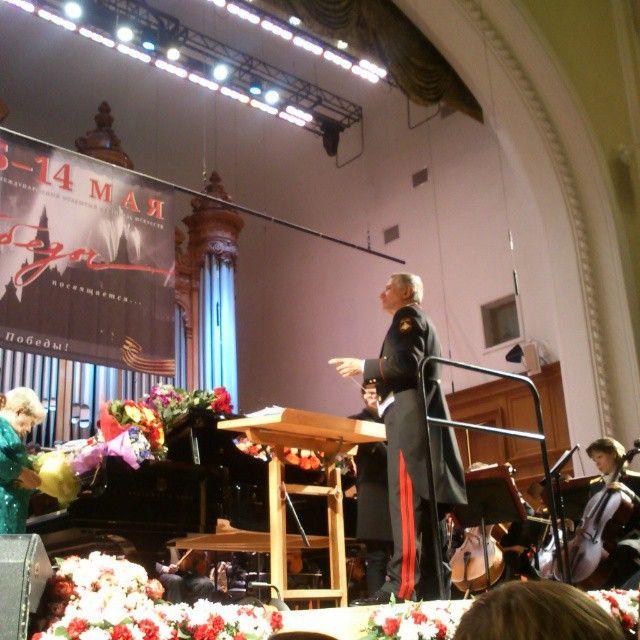 Валерий Халилов, Александра Пахмутова #бзк #консерватория #халилов #пахмутова #music