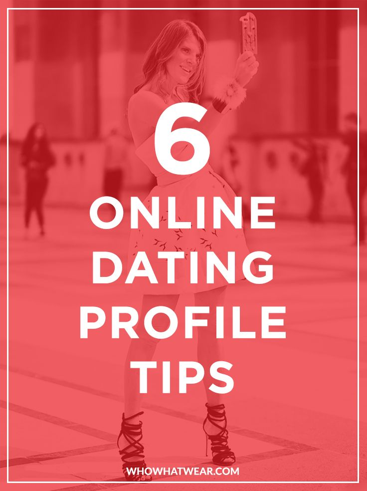 Online dating tips women